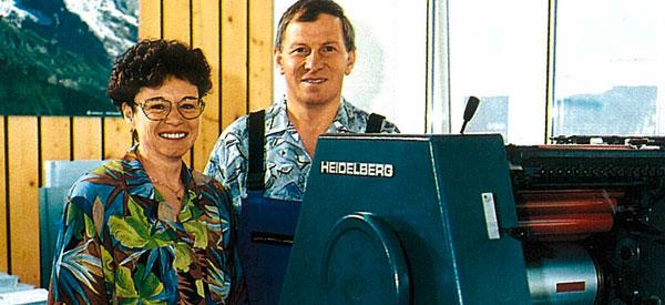 1995 – Erika und Kurt Oetterli