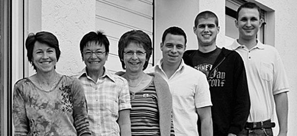 2006 – Das Team der Otterli Druck AG