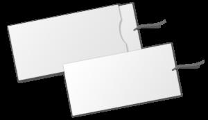 Einsteckkarte A65 (210x100 mm)