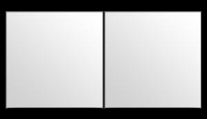 Quadratisch (150x150 mm)