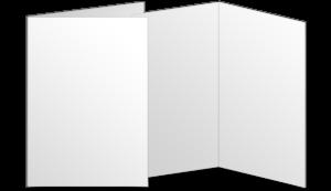 A5 hoch gefalzt (148x210 mm)