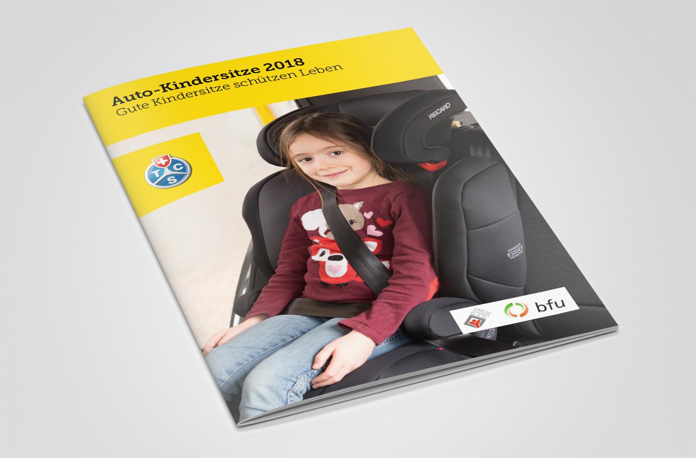 TCS Ratgeber Kindersitze